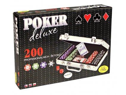 Poker deluxe 200 ŽETONŮ