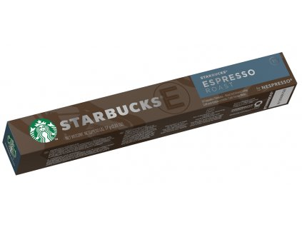 Starbucks by Nespresso® Espresso Roast  10 kapslí