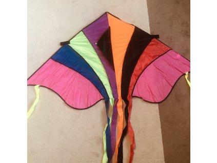 Létající drak Barevný