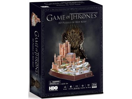 m 3d puzzle hra o truny red keep 314 dilku 106837