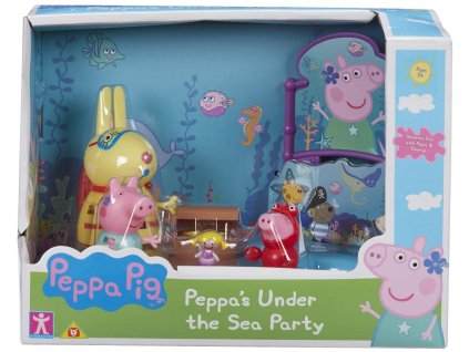 Peppa Pig sada Svět pod vodou