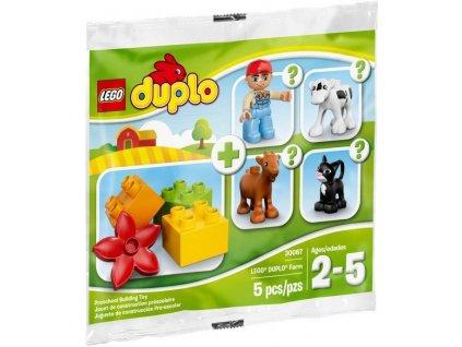 LEGO Duplo 30067 Domácí zvířátko