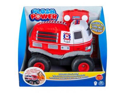 spin master moj pierwszy woz strazacki plush power rc 6055131