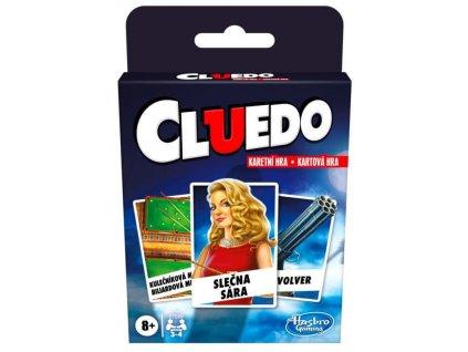 Karetní hra Cluedo