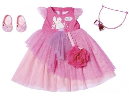 Plesové šaty Deluxe, 43 cm