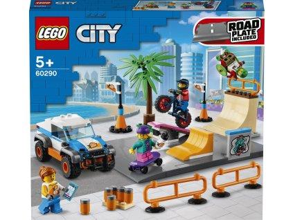 LEGO City 60290 Skatepark