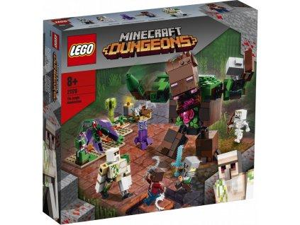 LEGO Minecraft 21176 Příšera z džungle