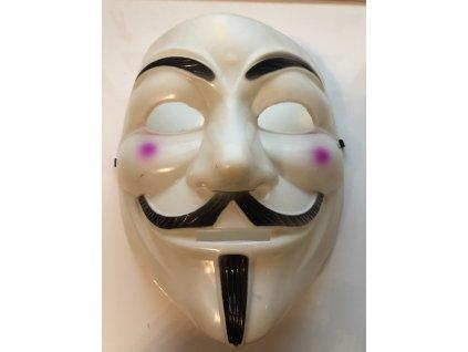 LA CASA DE PAPEL | PAPÍROVÝ DŮM maska