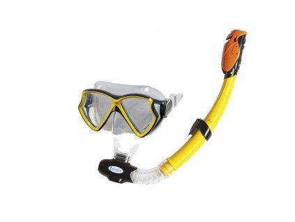 Plavecká sada - šnorchl + brýle