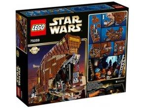 Lego Star Wars 75059 Sandcrawler Exkluzivni