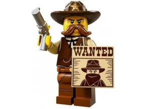 Lego Minifigurka 71008 13 serie Kovboj