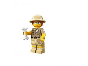 Lego Minifigurka  71008/6 Serie 13 Archeolog