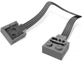 Lego Power Functions - Napájecí vodič 20 cm - 8886