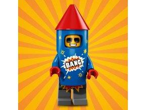 Lego Creator 71021 Minifigurky Firework Guy