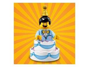 Lego Creator 71021 Minifigurky Narozeninový dort Guy