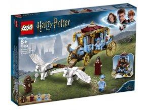 LEGO Harry Potter 75958 Kočár z Krásnohůlek: Příjezd do Bradavic