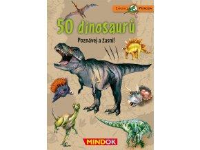 Expedice příroda: 50 dinosaurů
