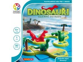 SMART - Dinosauři Tajemné ostrovy