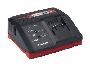 EINHELL Power X-Change 18V Rychlonabíječka