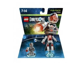 LEGO 71210 DIMENSIONS Fun Pack: Ensemble amusant