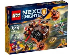 LEGO Nexo Knights 70313 Confidential BB 2016 PT 4