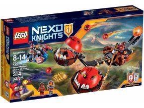 LEGO Nexo Knights 70314 Confidential BB 2016 PT 5