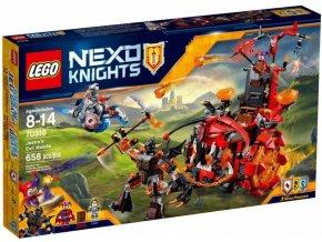 LEGO Nexo Knights 70316 Jestrovo hrozivé vozidlo