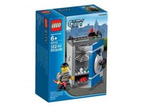 Lego 40110 Trezor - KASIČK A - POKLADNIČKA