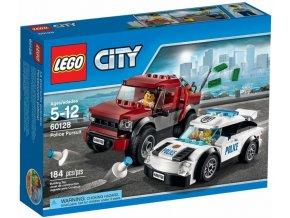 City Police 60128 Policejní honička
