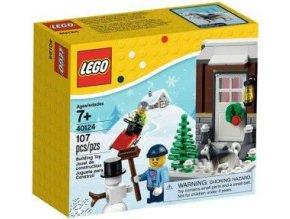 Lego 40124 Winter Fun 2015