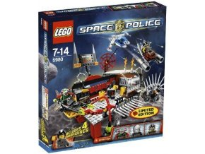 LEGO Exklusivní 5980 Squidman & Pitstop