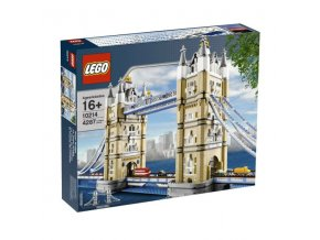 LEGO Creator 10214 Londýnský most Tower Bridge