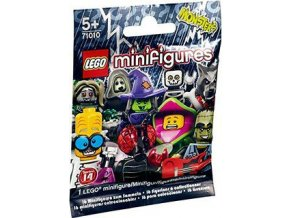 Lego 71010 Minifigures Series 14 Monsters (16 figurek)