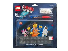 Lego 850898 THE LEGO Movie Stationery Set