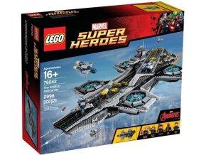 Lego Super Heroes 76042 UCS s.h.i.e.l.d. Helicarrier
