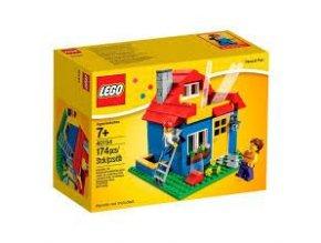 LEGO CREATOR 40154 Držák na tužky domeček