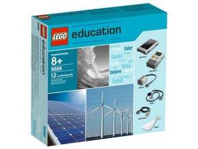 LEGO Education  9688 Obnovitelná energie doplňková souprava
