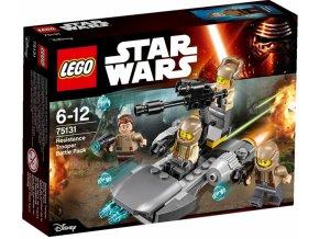 LEGO Star Wars TM 75131 Confidential Battle pack Episode 7 Heroes