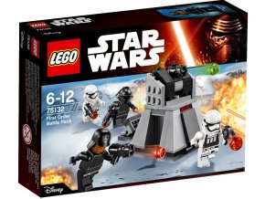 LEGO Star Wars TM 75132 Confidential Battle pack Episode 7 Villains