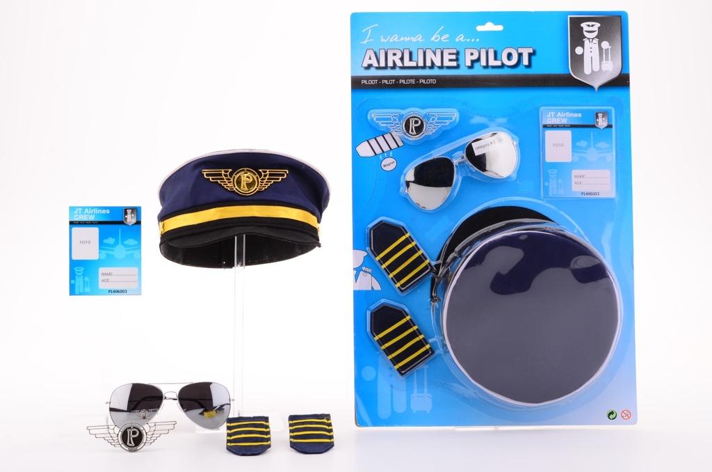 All4toys Pilot - hrací sada