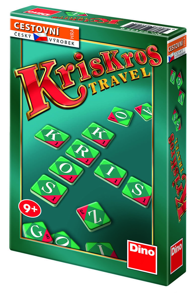 All4toys Společenská Hra Kris Kros Travel