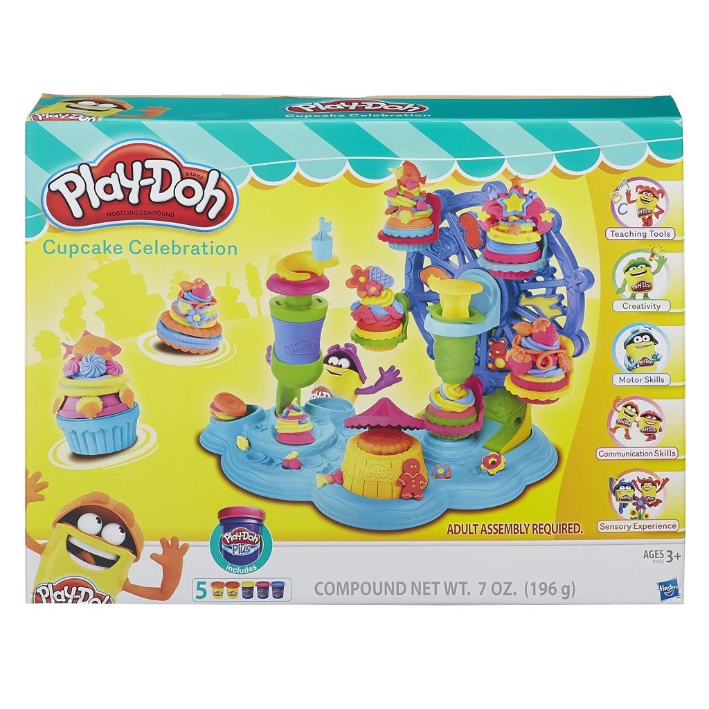 All4toys Play-Doh dortíčková oslava