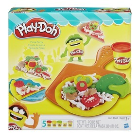 All4toys Play-Doh pizza party