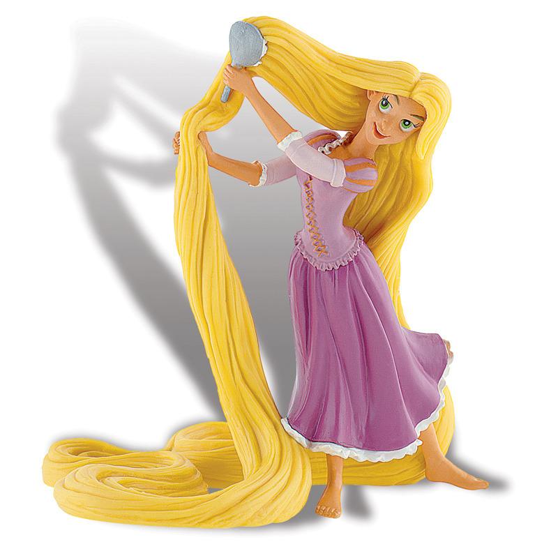 All4toys Princezna Rapunzel (Na vlásku)