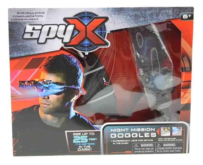 All4toys SpyX Brýle pro noční vidění