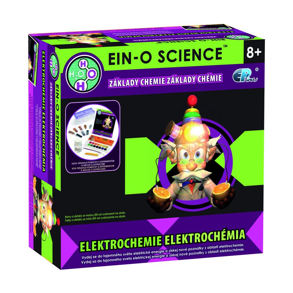 All4toys EIN-O, elektrochemie