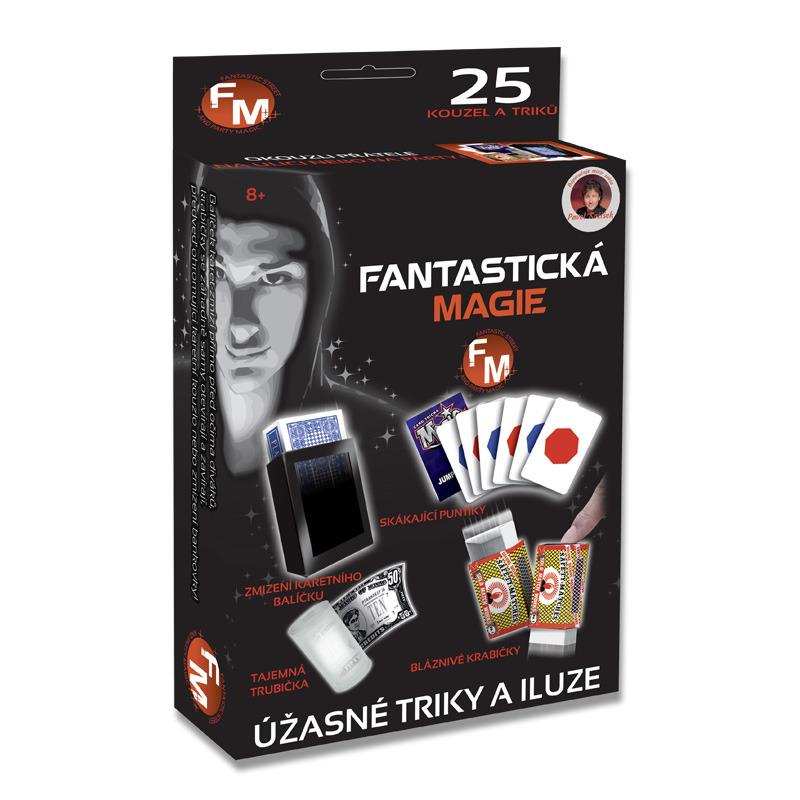 All4toys Sada kouzel - Fantastická magie (triky a iluze)