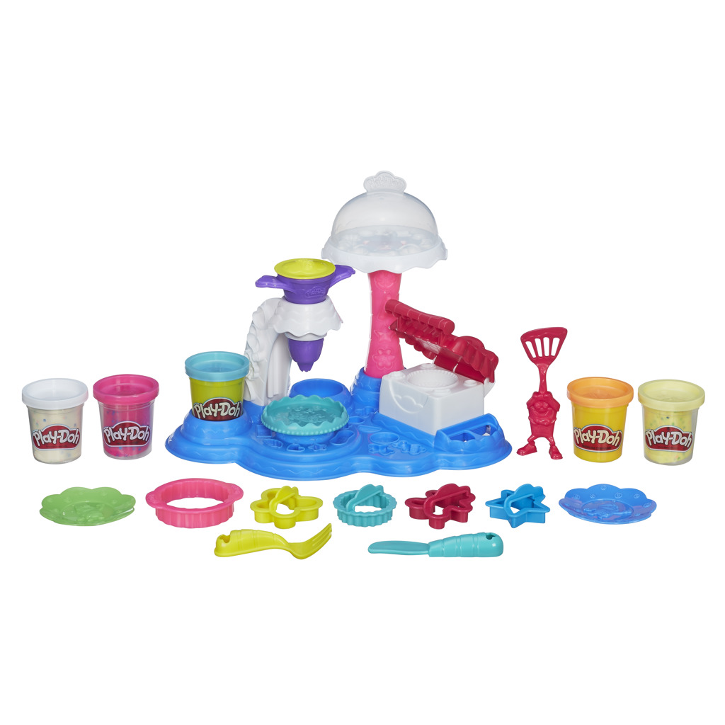 All4toys Play-Doh set párty dort