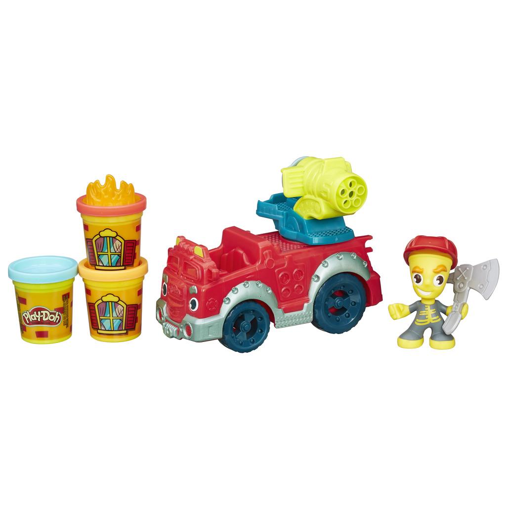 All4toys Play-Doh town požární auto