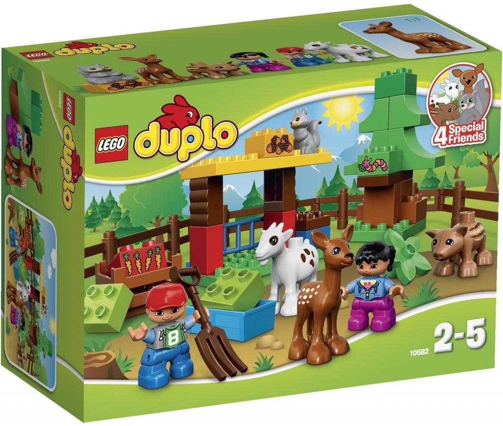 Lego Duplo 10582 Les: Zvířátka